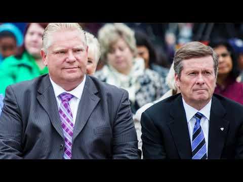 THE WAR ROOM: ONTARIO DEBRIEF Warren & Lisa Kinsella break down the Ford & Tory feud