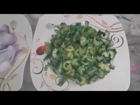 karela pyaz ki sabzi recipe  easy and tasty