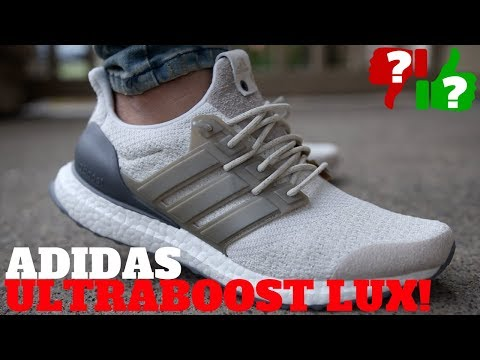 Worth Buying? SNS x Social Status x adidas Ultra Boost Lux Review + On Feet!