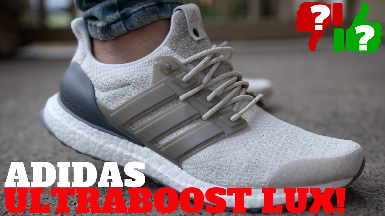 191eb059441af Worth Buying  SNS x Social Status x adidas Ultra Boost Lux Review + ...