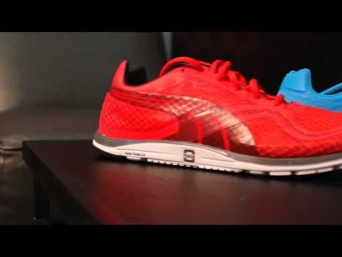 Shoe Talk - Puma Faas 100r
