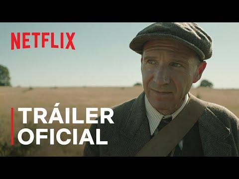 La excavación, con Carey Mulligan y Ralph Fiennes   Tráiler oficial   Netflix