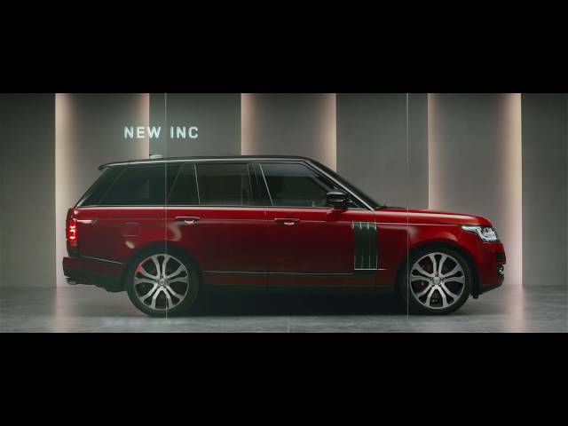 Range Rover SVAutobiography Dynamic – Designed for Luxury Performance