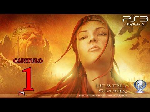 Heavenly Sword Gameplay En Espanol Ps3 Capitulo 1 Youtube