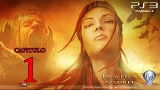 Heavenly Sword (Gameplay en Español, Ps3) Capitulo 1