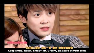 thouse eng chinese sub we got married fuxinbo hyomin cut我们结婚了 付辛博 朴孝敏