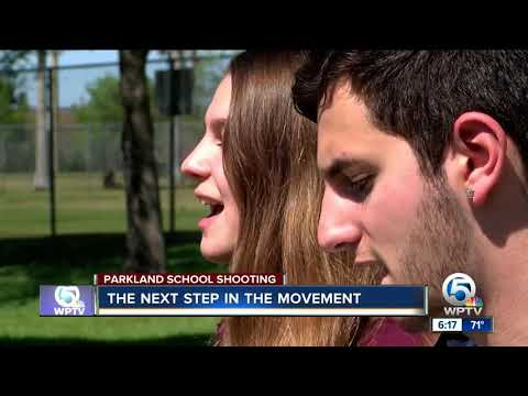 Stoneman Douglas students and parents turn grief into action