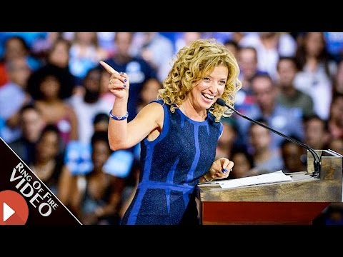 Debbie Wasserman Schultz Is Proud That She Destroyed DNC's Credibility
