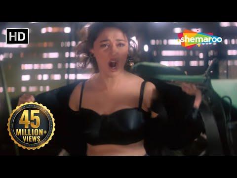 Madhuri Dixit Best Scenes from 90's Blockbuster film Raja | Sanjay Kapoor