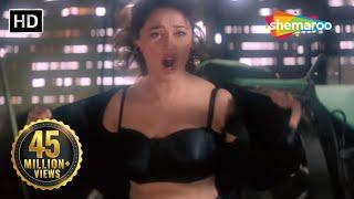 Madhuri Dixit Best Scenes from 90's Blockbuster film Raja   Sanjay Kapoor