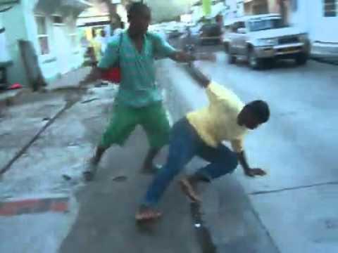FIGHT!!! in Grenada