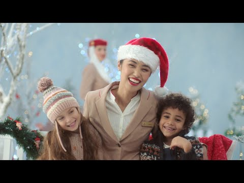 Feel the warmth of the festive season | Emirates Christmas 2019 | Emirates Airline