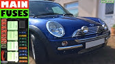 Mini Cooper Fuse Box Location And How To Check Fuses On Bmw Mini Cooper 3rd Generation Youtube