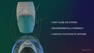 Original 10-Second Toothbrush   Amabrush® Explained (Top Product 2018 from Kickstarter) [ O jeito mais facil de higinizar os dentes ]