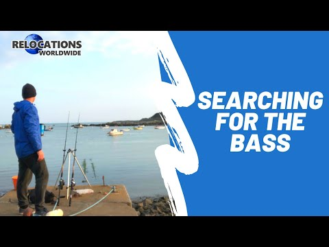 FISHING IN GUERNSEY - Searching For The Bass