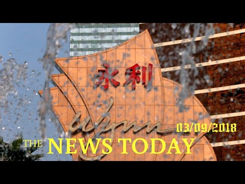 Wynn Resorts To Pay $2.6 Billion To Settle Lawsuit With Japan's Universal | News Today | 03/09/...