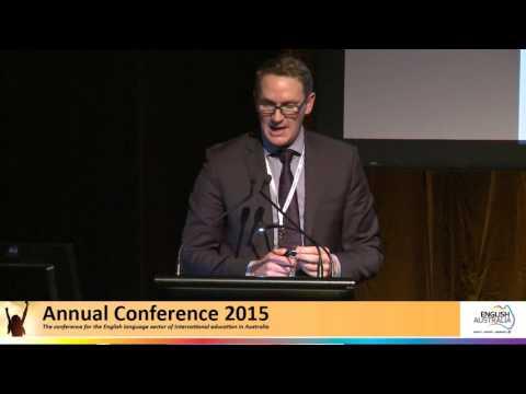 The GrEAt debate 2015 English Australia Conference, Brisbane