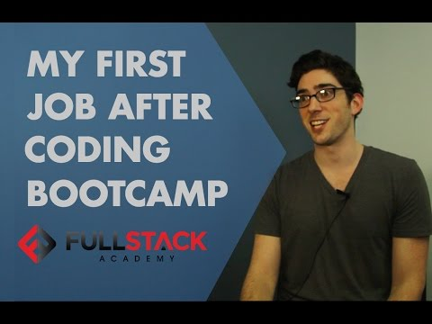 How I Got an Awesome Job After Coding Bootcamp: Fullstack Academy alum