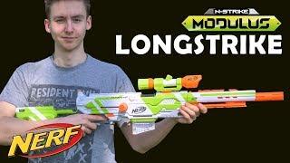 Nerf Modulus Longstrike   Magicbiber [deutsch] Video