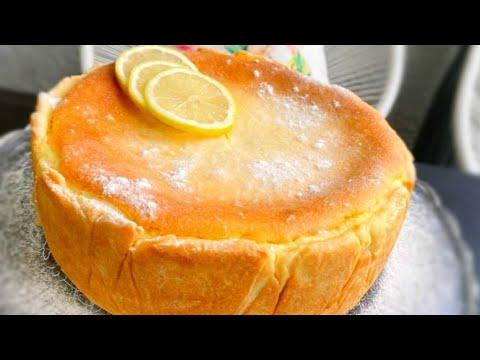 gâteau-au-fromage-blanc-:-recette-facile-et-rapide-كيكة-الجبن-الابيض-اللذيذة:-سهلة-و-لذيذة-جدا
