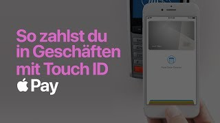 Apple Pay – So bezahlst du mit Touch ID auf dem iPhone – Apple