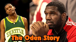 Meet Greg Oden: The Guy Drafted Before Kevin Durant