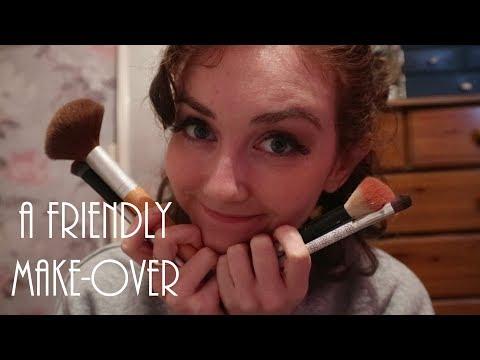 A Friendly Make-Over (ASMR)