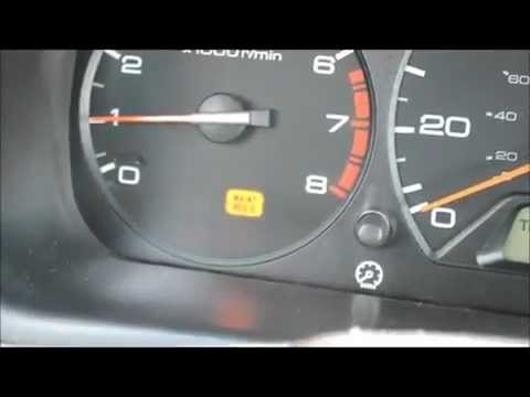 How To Reset The Maintenance Requiredlight On A 1999 2004 Honda Odyssey