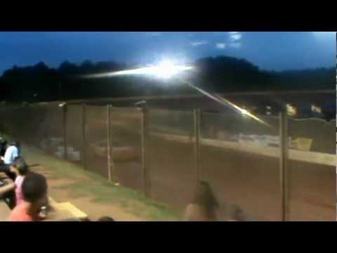 Jeff Parsons HEAT RACE I-77 Speedway  7-14-2012