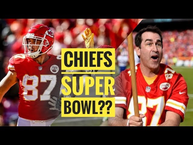 Travis Kelce & Rob Riggle on 2019 Chiefs Super Bowl Chances | The Lefkoe Show