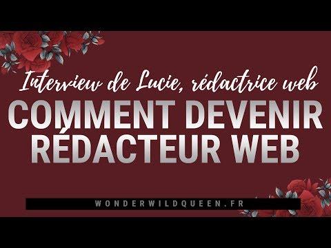 ✒ Comment devenir rédacteur web ? 🎙Lucie du blog Formation-Rédaction-Web.com nous dit tout !