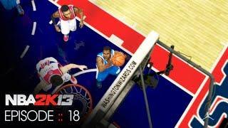 BdoubleO Plays NBA 2k - NBA 2k13 :: Washington Wizards