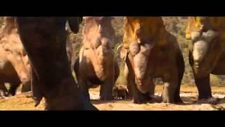 ตัวอย่าง Walking with Dinosaurs 3D Trailer