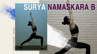 SURYA NAMASKARA B | 수리야 나마스카라B…
