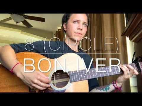 8 (Circle) - Bon Iver (Cover) by ISABEAU @ the Hotel Elliott in Astoria Oregon