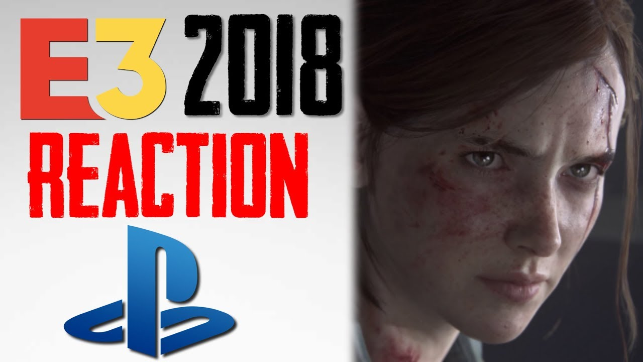 E3 2018 Sony Press Conference Reaction Amazing Weird