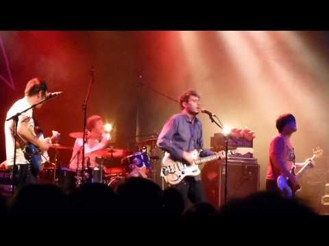 Tocotronic - Abschaffen - live Muffathalle München Munich 2013-11-04