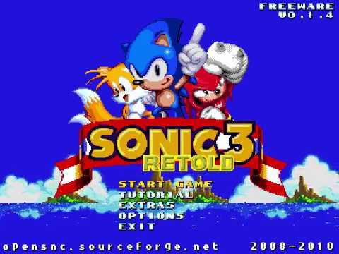 Sonic 3 Retold WIP 4: Loop Testing!