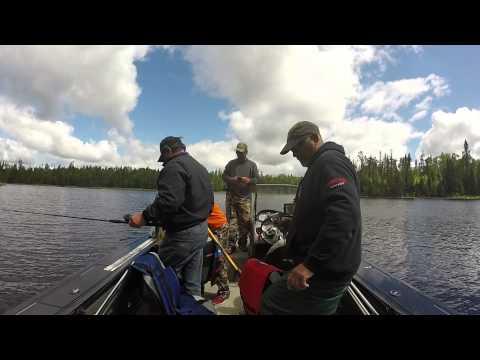 Lac seul 2015 fishing 2nd week june final day youtube for Lac seul fishing report