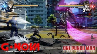 One Punch Man: A Hero Nobody Knows - Gameplay de Tokyo Game Show - Exclusivo Gnova
