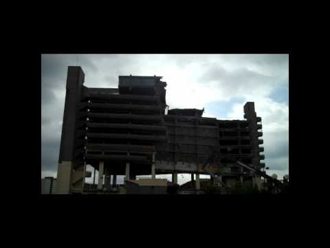 Get Carter film locations part 11 : Trinity Square
