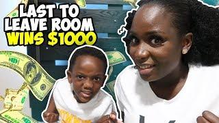 Last To Leave Siahs Room Wins $1000