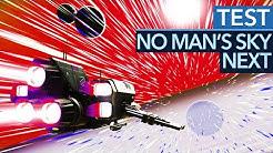 No Man's Sky NEXT - Test-Video: Neuer Lack für's alte Raumschiff