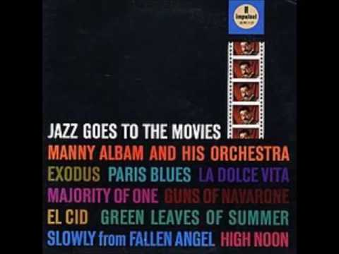 Manny Alban - Jazz Goes to the Movies (1962 Album)