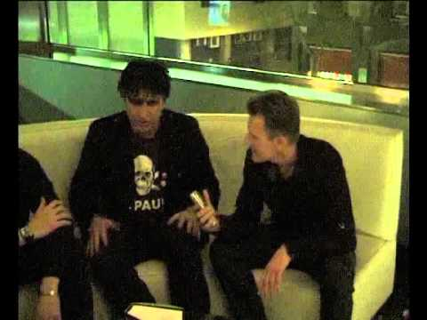 CHAMELEONS VOX VIEW FROM AN INTERVIEW PRT 1