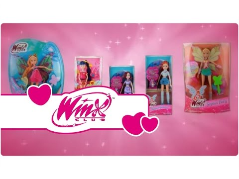 Winx Club - Búp bê Winx - WinxTotal