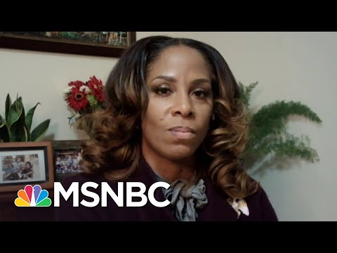 Plaskett On McConnell Blasting Trump: I Can't Say What I Want On TV | MSNBC