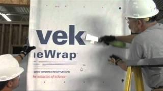 видео Tyvek Housewrap