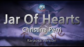 Christina Perri-Jar Of Hearts (Melody) (Karaoke Version) [ZZang KARAOKE]