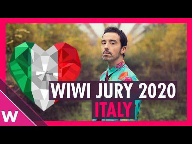 Eurovision Review 2020: Italy - Diodato